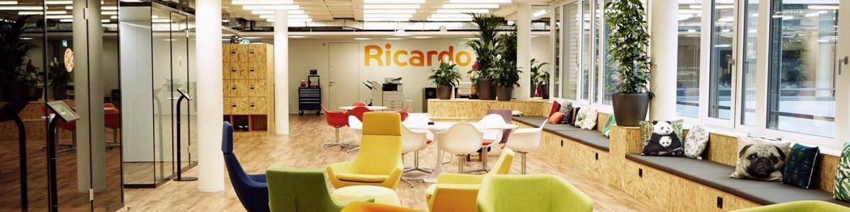 ricardo.ch AG cover